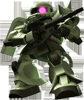 ザクII【射撃】