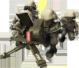 ザクハンター部隊