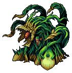 融合植物獣