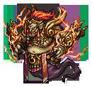 ゴウジンライ(炎)