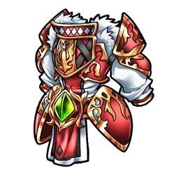 賢神アリアドネの鎧甲