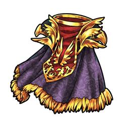 蛮皇神ジ・ハドの外套