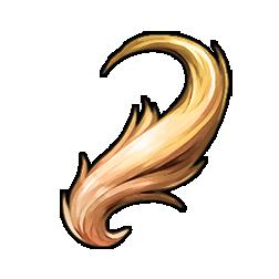 双鋏蟲の尾