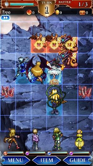 魔獣ハンター参戦1_BATTLE1