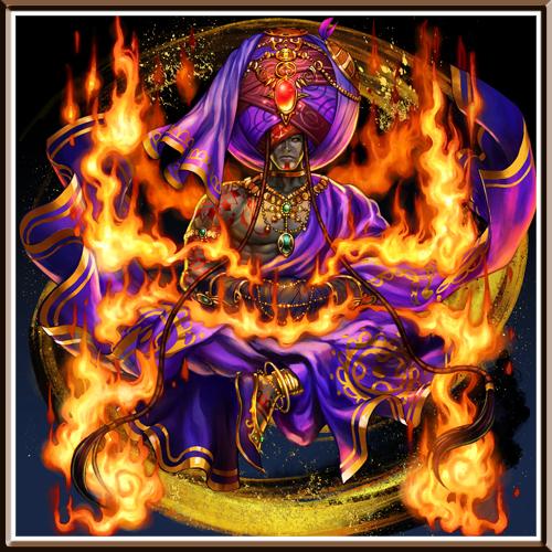 聖焔僧バラドムンド