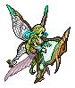翠奏の幻蝶機神サラ