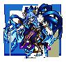 氷狼の獣神王アルジェント